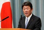 وزیر خارجه ژاپن به مسلمانان ادای احترام کرد