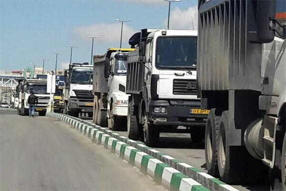هزینه تعویض روغن کامیون 18 میلیون تومان در سال