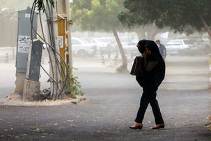 وزش باد شدید  در تهران از فردا