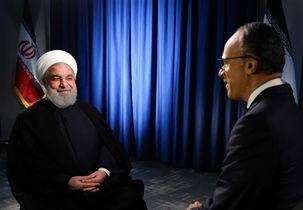 حسن روحانی در مصاحبه با شبکه NBC:  آمریکا مخالف سلاح هستهای نیست، آمریکا مخالف این است که یک توافق خوب به نام برجام ادامه پیدا بکند / ما قدرت آن را داریم که آبراههای خودمان را امن و آزاد نگه داریم