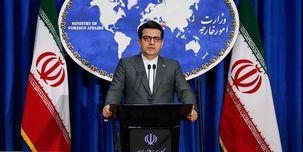 نشست خبری سخنگوی وزارت خارجه: همکاری نظامی ایران و سوریه اتفاق جدیدی نیست و همیشه بوده است