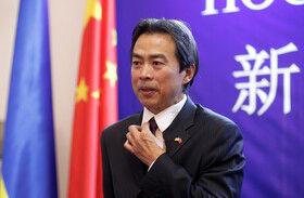 مرگ سفیر چین در اسراییل
