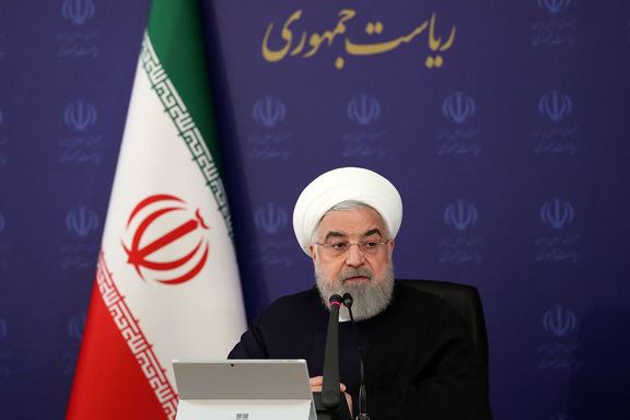 روحانی: در جنگ اقتصادی درآمدهایی در حوزه فولاد و پتروشیمی داشتیم که دشمن فکر آن را هم نمیکرد