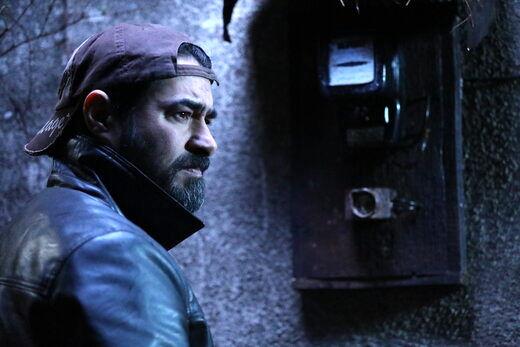 تصویری از شهاب حسینی در جشنواره فیلم فجر