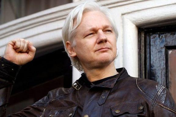 بازداشت بنیانگذار سایت افشاگر ویکی لیکس در انگلیس