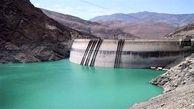 کاهش ۳۷۱ میلیون متر مکعبی حجم آب سدهای استان تهران