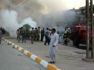حمله  به مقر حزب کمونیست عراق