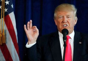 ترامپ: عربستان شریک و متحد ما علیه ایران است