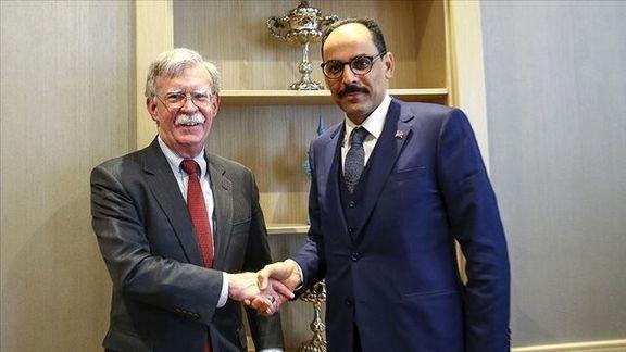دیدار سران واشنگتن با آنکارا بر سر شمال سوریه