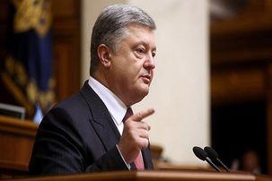رئیس جمهوری اوکراین پوتین را به عدم مذاکره متهم کرد