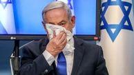 نتانیاهو هم تست کرونا داد