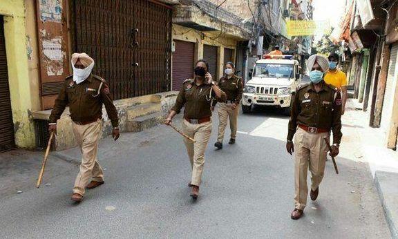 هند به مدت 21 روز قرنطینه سراسری میشود