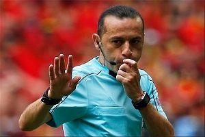 داور فوتبال ایران و مراکش مشخص شد
