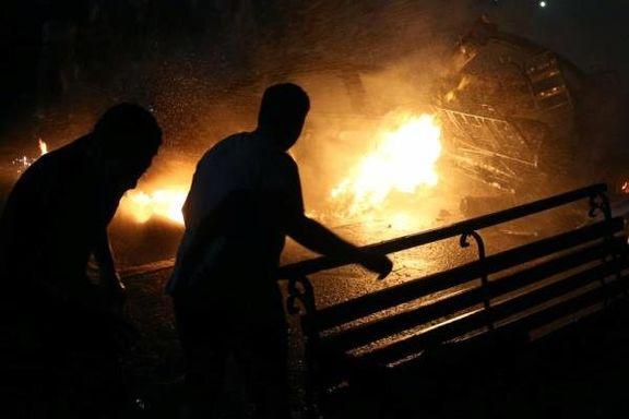 وقوع انفجار در کارخانه فولاد نطنز