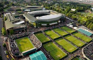 قدیمی ترین مسابقه تنیس جهان لغو شد/تنیس ویمبلدون برای اولین بار به حالت تعلیق درآمد