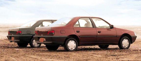 ایران خودرو پژو 405 بنزینی را با قیمت 63 میلیون تومان عرضه می کند