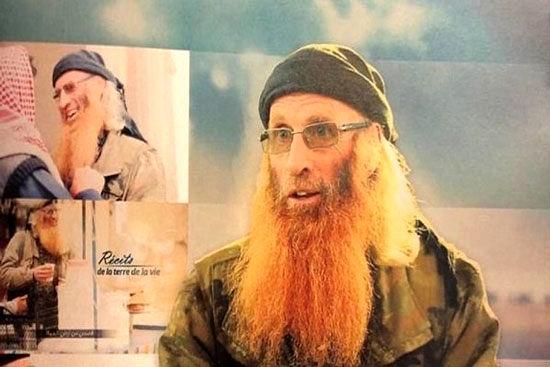 چهره مشهور داعش بازداشت شد