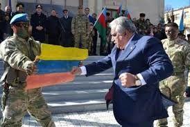 زد و خورد شهروندان جمهوری آذربایجان و ارمنستان مقیم  لندن