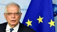 مسئول سیاست خارجی اتحادیه اروپا بر بازگشت آمریکا به برجام و اجرای کامل آن تاکید کرد