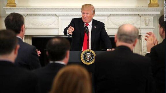 ترامپ: دموکراتها حقهباز و بدجنس هستند!