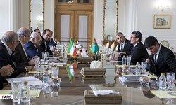 توسعه روابط گازی ایران و ترکمنستان