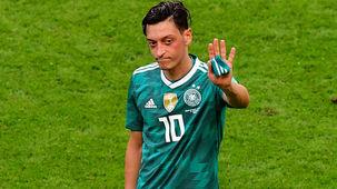 مسوت اوزیل از بازی های ملی خداحافظی کرد
