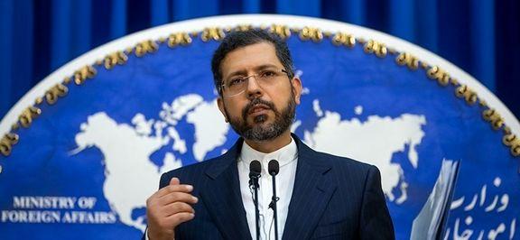 واکنش خطیبزاده به درخواست سناتورهای آمریکایی