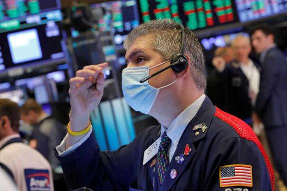 رشد سهام آمریکا پس از افت ۵ روزه