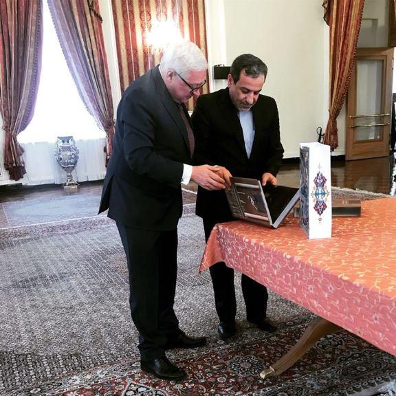 معاون وزیر خارجه روسیه با  عراقچی دیدار کرد