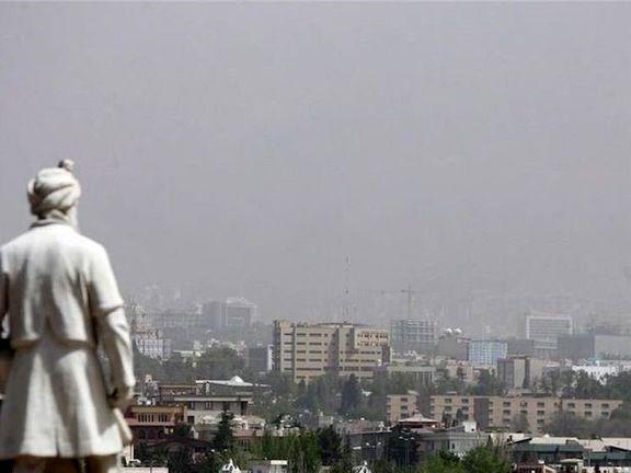 وضعیت هوای مشهد آلوده برای تمامی افراد