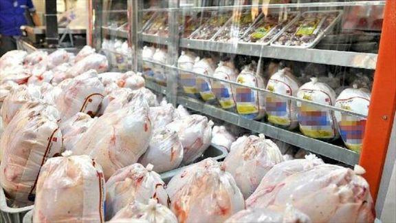 عرضه مرغ تنظیم بازاری برای کاهش قیمت مرغ در بازار