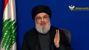سید حسن نصرالله:  قاطعانه تاکید میکنیم که هیچ چیزی در بندر بیروت نداریم