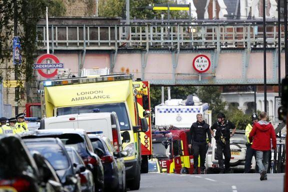 یک مظنون به حمله تروریستی متروی لندن بازداشت شد