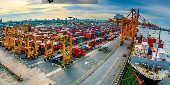 سهم ۶۵.۵ میلیارد دلاری ایران از تجارت در ۱۱ ماه اخیر