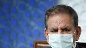 جهانگیری در صحن علنی مجلس برای دفاع از وزیر پیشنهادی صمت حاضر شد