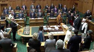 پارلمان نیوزیلند جلسه خود را با تلاوت قرآن آغاز کرد