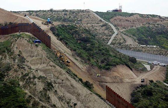 پنتاگون 3 میلیارد و 600 میلیون دلار برای ساخت دیوار مرزی مکزیک اختصاص داد