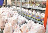 مرغ منجمد تنظیم بازاری به قیمت ۱۲ هزار تومان عرضه شد