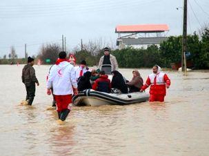 آخرین جزئیات امدادرسانی به مناطق سیل زده استان گلستان / اسکان بیش از 9 هزار نفر در مناطق اضطراری