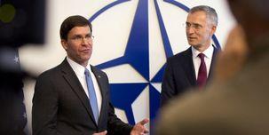 سرپرست وزارت دفاع آمریکا: واشنگتن به دنبال جنگ با ایران نیست