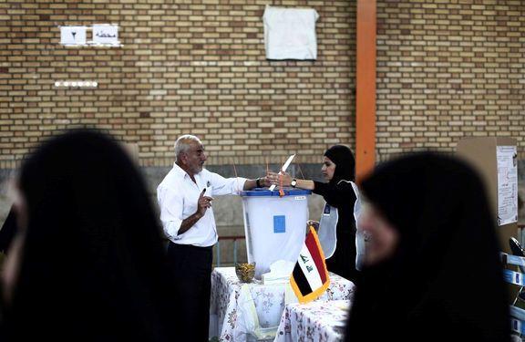 دو لیست الفتح و سائرون پیشتاز انتخابات عراق