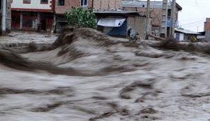 نیروهای ارزیاب در منطقه گلستان به زودی میزان خسارت های وارد شده را اعلام خواهد کرد