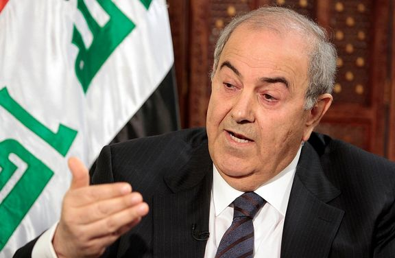 ایاد علاوی خواستار لغو نتایج انتخابات پارلمانی عراق شد / مردم مشارکت نکردند