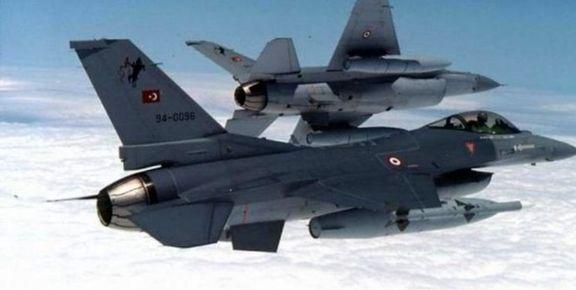 تنش بین ترکیه و یونان بالا گرفت/تقابل جنگندههای دو کشور بر فراز دریای اژه