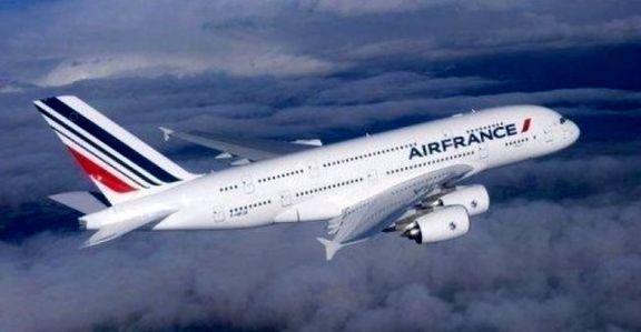 ایرفرانس تمامی پروازهای خود را به ریاض  را لغو می کند