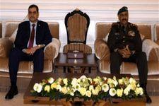 وزیر دفاع عراق وارد کویت شد