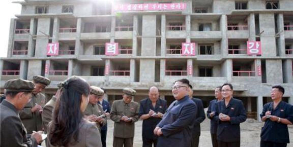 شنیده شدن صدای یک انفجار در مرز کره شمالی و جنوبی