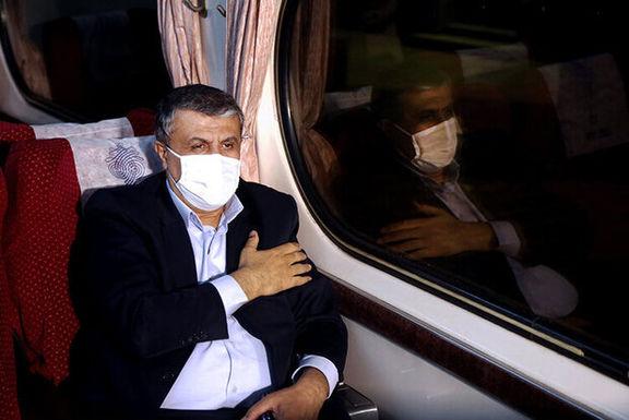 تولید واگن مسافری در ایران هدف اصلی راه و شهرسازی است