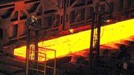 میزان تولید فولاد خام 13 درصد رشد یافت