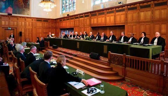 دادگاه لاهه امروز رأی خود در مورد شکایت ایران از آمریکا را صادر میکند